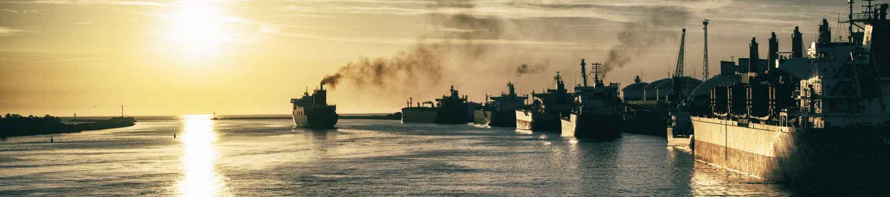 Klaipeda Port 2 min